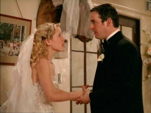 Buffy Wedding
