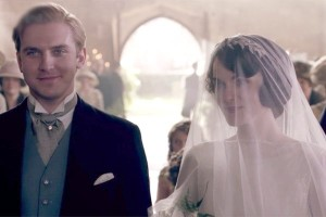 Downton Abbey Wedding